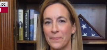Rep. Sherrill believes Republicans gave reconnaissance tours to terrorists