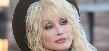Nashville lawmakers want to erect a statue for Dolly Parton