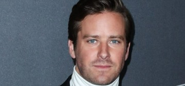 Armie Hammer's ex, Courtney Vucekovich: 'I wasn't safe… He's not well'