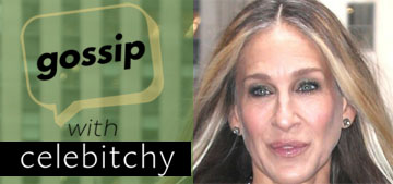 'Gossip With Celebitchy' podcast #79: The Sex and The City series will be a sh-tshow