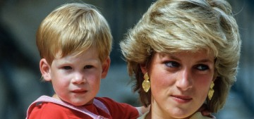 Prince William 'will be concerned' that Harry is taking ownership of Diana's legacy
