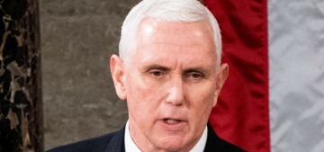 Mike Pence called to congratulate VP Harris… on Thursday, 2 months post-election