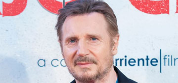 Liam Neeson, 68, says he's going to retire from action movies after a couple more
