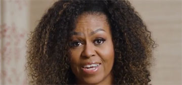 Michelle Obama on her b-day: 'This past year has been difficult for us all on so many levels'