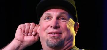 Garth Brooks will join Lady Gaga & J.Lo to perform at Joe Biden's inauguration