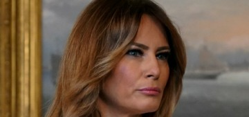 Melania & Donald Trump will not show the Bidens even the barest of courtesies