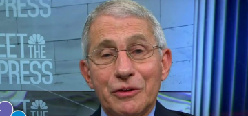 Dr. Fauci: new vaccines from Johnson & Johnson and AstraZeneca coming 'in weeks'