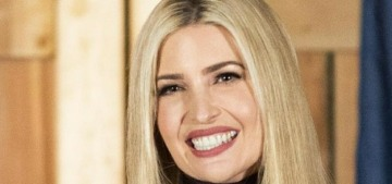 Complicit Ivanka Trump says words about 'moving forward in a positive way'