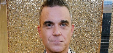 Robbie Williams went to St. Barts, tested positive for COVID