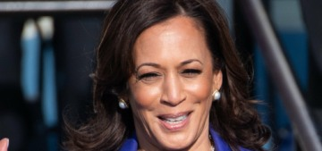 Vice President Kamala Devi Harris had an amazing inauguration day