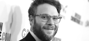 Seth Rogen destroyed Ted Cruz on Twitter yesterday & it was well-deserved