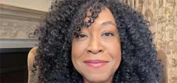 Shonda Rhimes: gratitude takes time, 'so does whining and negativity'