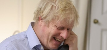 Joe Biden & Boris Johnson spoke on the phone, there are no plans for a visit