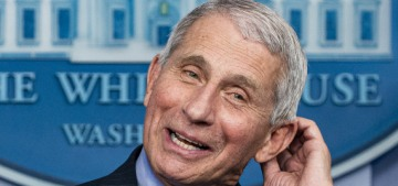 Dr. Fauci details the harassment & death threats he and his family faced