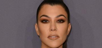 Kourtney Kardashian, 41, and Travis Barker, 45, really are happening now