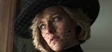 Here's the first photo of Kristen Stewart as Princess Diana in 'Spencer'