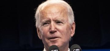 Pres. Biden & his team feel #blessed with zero 'deranged' Trump tweets