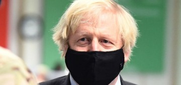Boris Johnson broke Scotland's lockdown rules, he's worried about Scexit