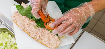 Subway sued for their tuna, which is allegedly neither tuna nor fish