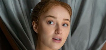 Phoebe Dynevor: 'so many people' ask me what Rege-Jean Page smells like