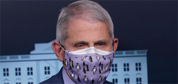 Dr. Fauci: double masking 'just makes sense that it would be more effective'