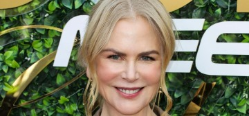 Nicole Kidman on playing Lucille Ball: 'Yikes, off we go, give it a go, try my best'