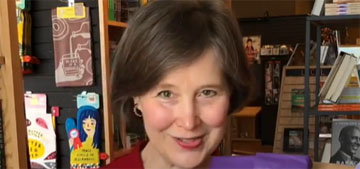 Author Ann Patchett has never seen social media, doesn't own a cell & doesn't watch TV