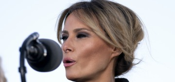 Melania Trump wants to establish a post-White House office to continue 'Be Best'