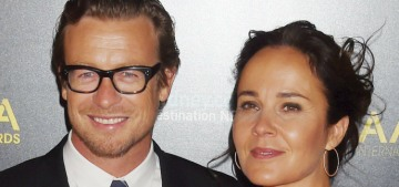 Simon Baker & his wife Rebecca Rigg have separated after 29 years of marriage