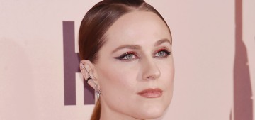 Evan Rachel Wood says that Marilyn Manson 'horrifically abused me for years'