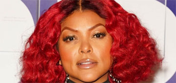 Taraji P Henson takes four hours to wash her hair 'it's about mental pampering'