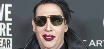 Marilyn Manson: The abuse accusations are 'horrible distortions of reality'