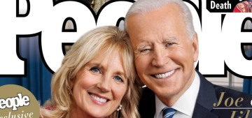 Pres. Biden & Dr. Jill talk about their marriage: 'She's the glue that held it together'