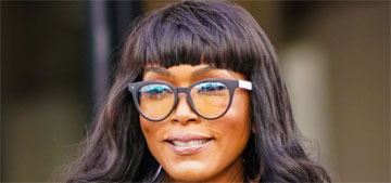 Angela Bassett: no role has been as difficult to play as Tina Turner