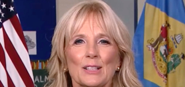 Jill Biden to moms: 'You're not failing. You're strong. And you're doing your best'