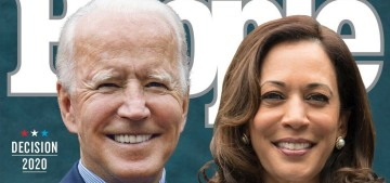 Joe Biden promises that he'll treat VP Harris the way Barack Obama treated him