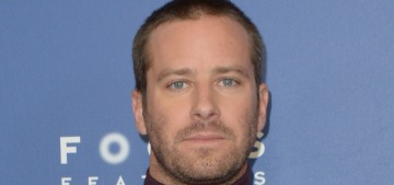 Armie Hammer's agents dropped him, which means even more stuff is about to come out
