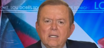 Lou Dobbs' Fox Business show was cancelled 24 hours after Smartmatic's lawsuit
