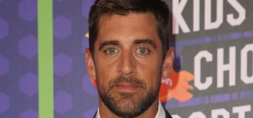 Aaron Rodgers says he 'got engaged' so how long has he been seeing Shailene Woodley?