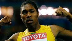 Runner Caster Semenya said to be a hermaphrodite