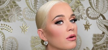 Scorpio mom Katy Perry: 'My daughter is a Virgo and she thrives in routine'