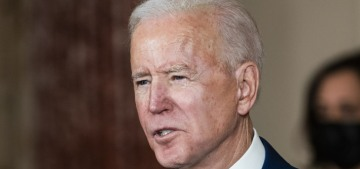 President Biden won't 'weigh in' on the Senate's impeachment trial of Donald Trump