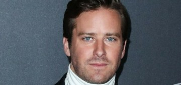 People are speculating some really horrible things about the Armie Hammer exposé