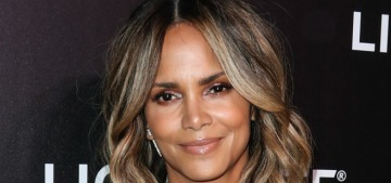Halle Berry claps back at a troll who told her that she 'can't keep a man'