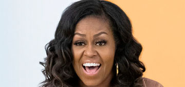 Michelle Obama's hairdresser, Yene Damtew, on creating Michelle's inauguration look