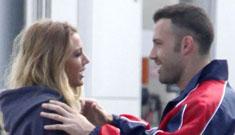Jennifer Garner is pissed at Ben Affleck for flirting with Blake Lively