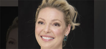 Katherine Heigl took her daughters' devices away, now uses Apple's 'screen time'
