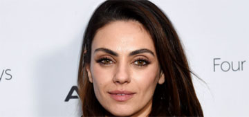 Mila Kunis: Dry January was a terrible idea, especially after the insurrection