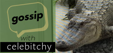 'Gossip with Celebitchy' podcast #82: the alligator at my parents' door
