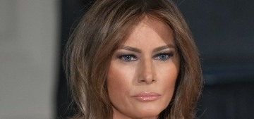 Melania Trump is so jealous of Dr. Jill Biden & how much good press she's getting